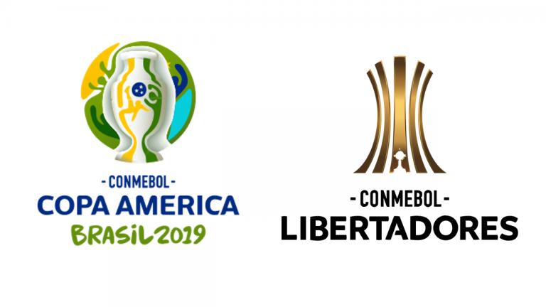 4 - Copa America, Taça Libertadores